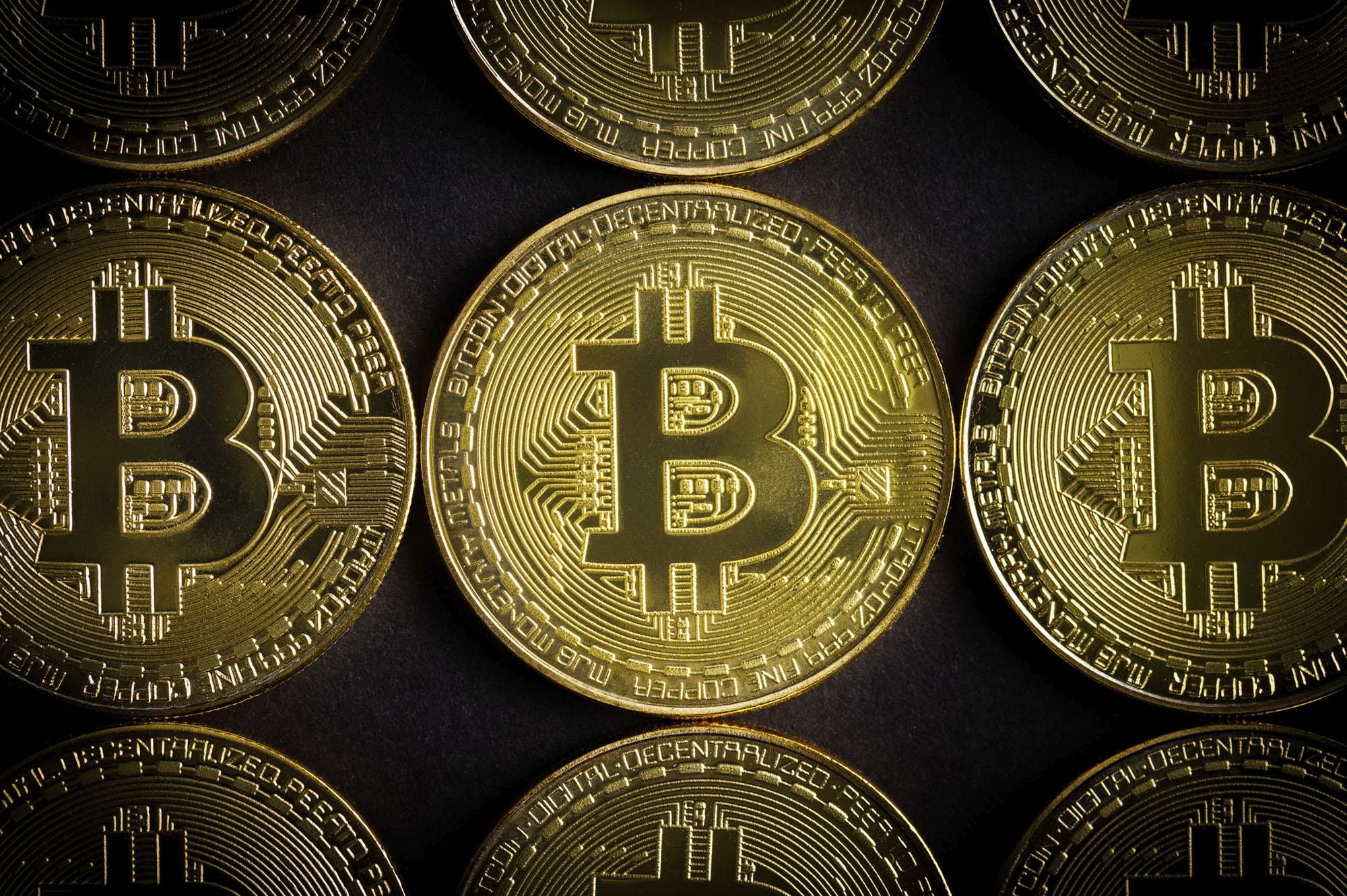 Enter the world of Bitcoin